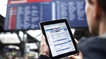 SBB stellt bereits an verschiedenen Bahnhöfen Wifi zur Verfügung – jetzt kündigt sie dies auch für die Züge an.