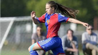 Fabienne Bangerter ist mit dem FCB den Zürcherinnnen in der Tabelle dicht auf den Fersen.
