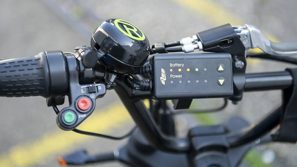 Betrunkener verunfallt mit E-Bike und löst mehrstündige Suche aus