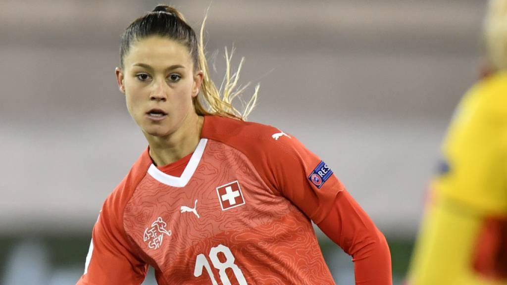 Das Frauen-Nationalteam empfängt Rumänien und Kroatien