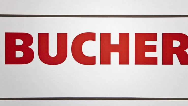 Bucher erzielt im Q1 klar mehr Umsatz. (Archiv)