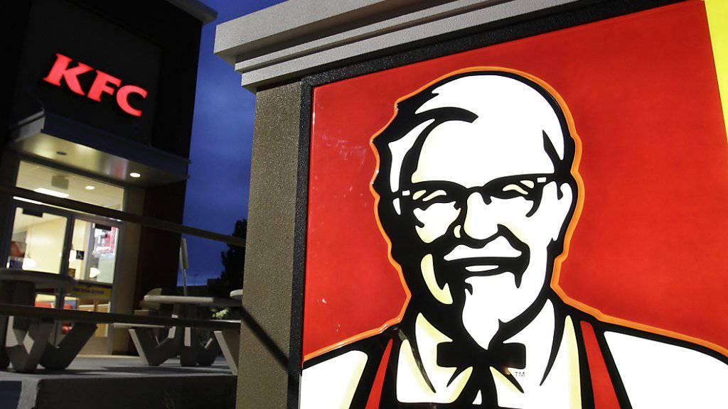"""""""Sorry, keine Poulets mehr"""": KFC muss aus Geflügelmangel Filialen in Grossbritannien schliessen. (Archiv)"""
