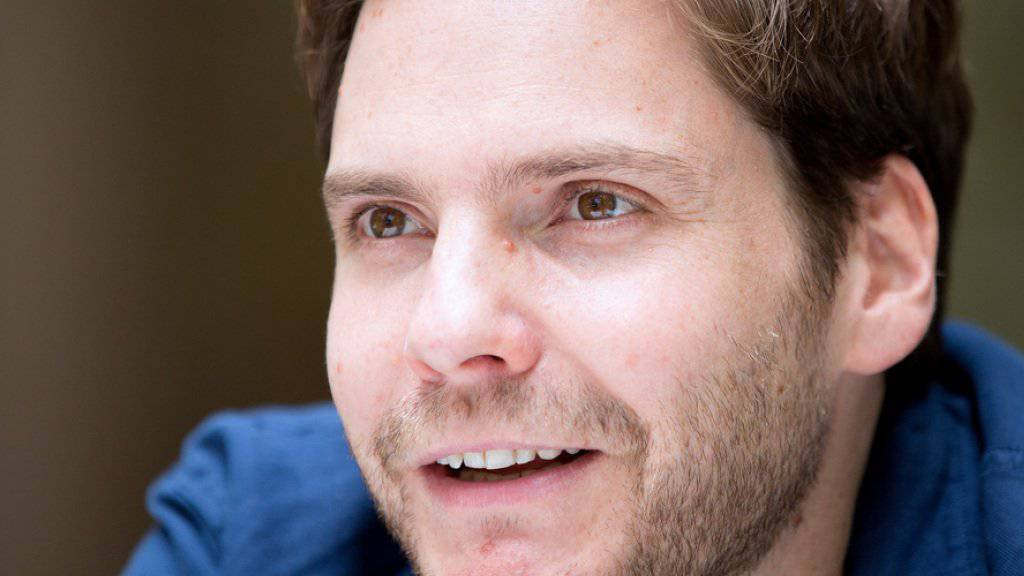 Der Schauspieler Daniel Brühl freut sich auf seinen ersten Sohn oder seine erste Tochter (Archiv)
