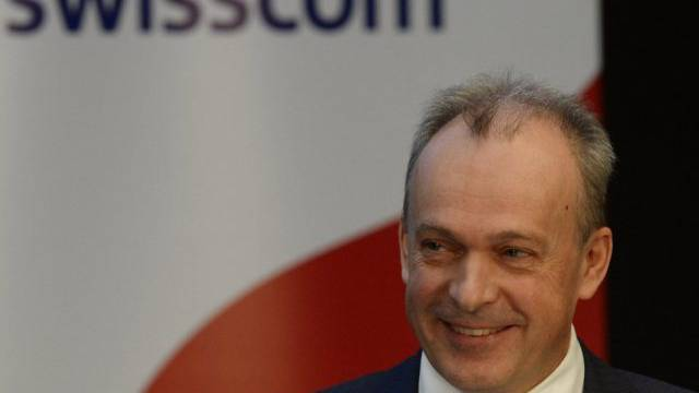 Swisscom-CEO Schaeppi zahlt wieder in Kehrsatz BE Steuern (Archiv)
