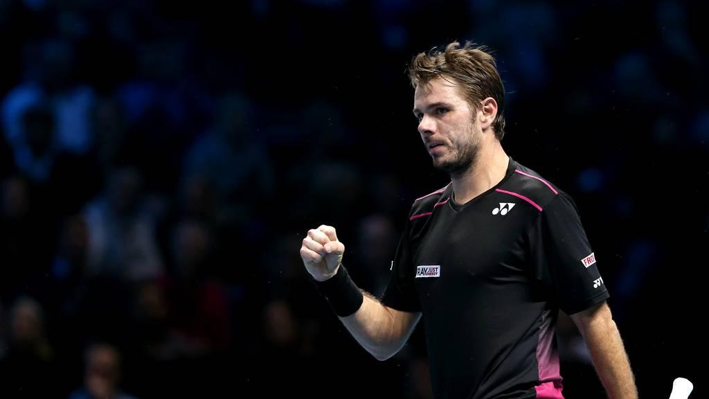 Australian Open: Wawrinka weiter, Bacsinszky ausgeschieden