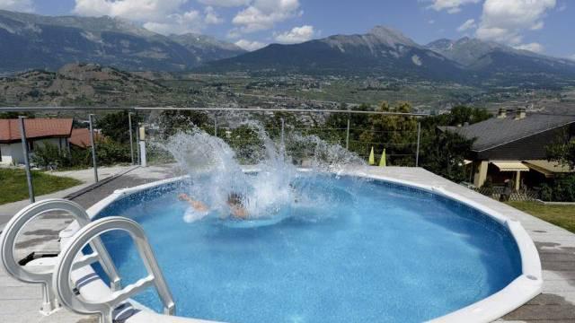 In Griechenland werden nicht mehr alle Pools so genutzt