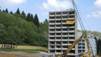 Für neues Alterszentrum Kehl: Hochhaus wird abgebrochen