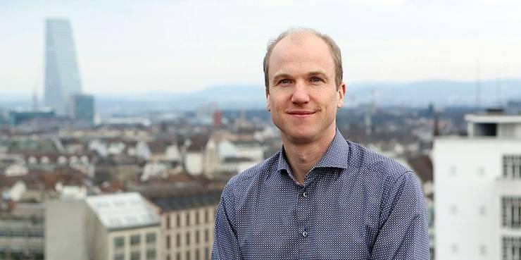 Richard Neher ist Professor für Biophysik am Bioinstitut der Universität Basel.