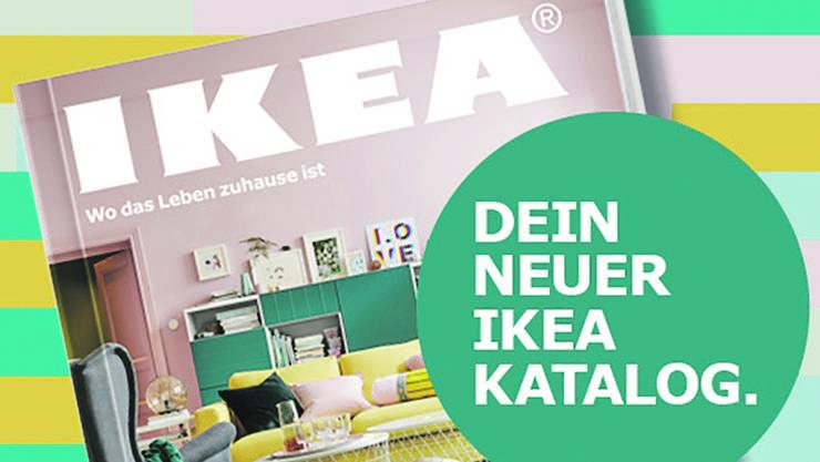 Im deutschsprachigen Ikea-Katalog wird man konsequent geduzt.