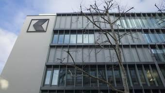 Der Hauptsitz der Basler Kantonalbank.