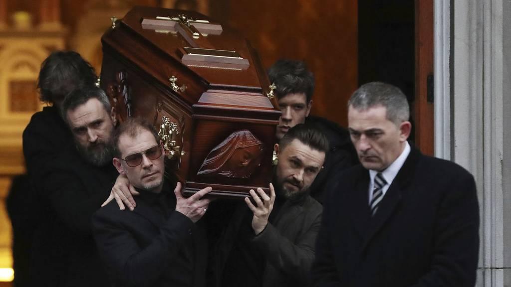 Dolores O'Riordan: Hintergründe bleiben bis April geheim