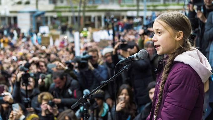 Mit «Fridays for Future» hat Klimaaktivistin Greta Thunberg – hier in Lausanne – eine globale Bewegung ausgelöst.