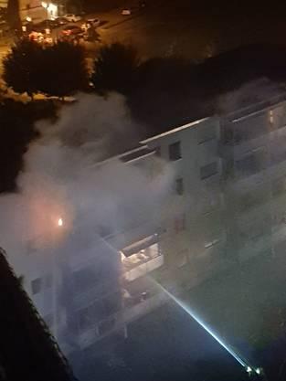 Die Feuerwehren konnten den Brand löschen.