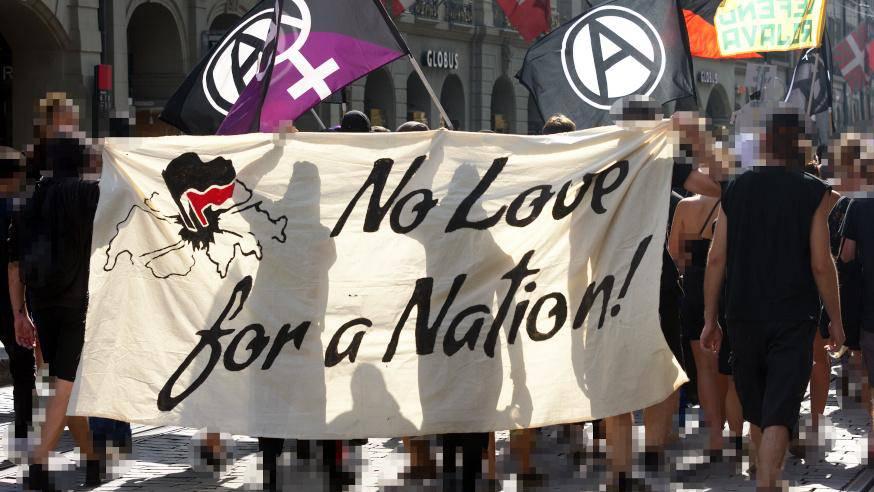 Polizei setzt Gummischrot bei unbewilligter Demo ein
