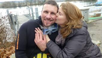 Schon fünf Jahre sind die beiden verheiratet.