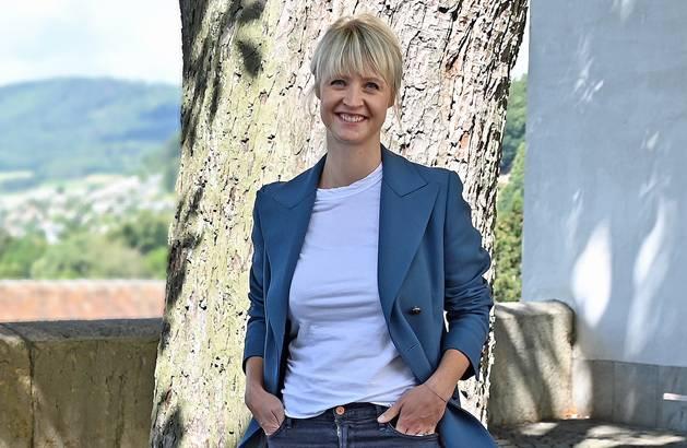 Barbara Borer-Mathys: Zwillinge und Beruf statt Parteipräsidium. Bild: Ueli Wild