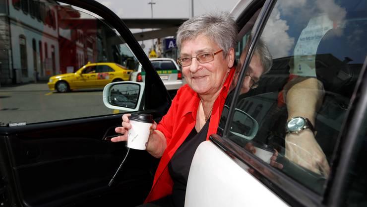 Rosi Gadient (67) hat zahllose Geschichten auf Lager.