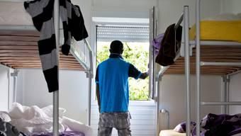Asylbewerber: Blick in eine ungewisse Zukunft.