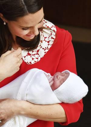 Das derzeit jüngste Mitglied der britischen Königsfamilie.