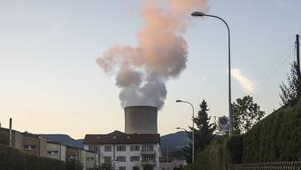 Der Bundesrat stärkt die Aufsicht über den Fonds für die Stilllegung von Atomkraftwerken. Im Bild das Kernkraftwerk Gösgen.