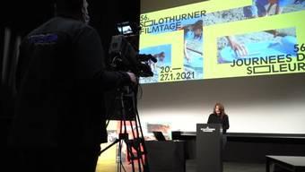 Die 56. Solothurner Filmtage finden nur online statt.