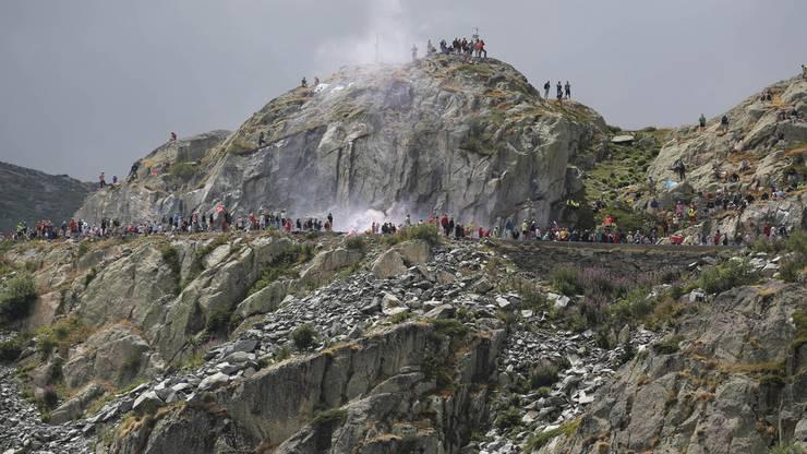 Die Alpe d'Huez wird wieder ein Etappenzielort an der Tour de France
