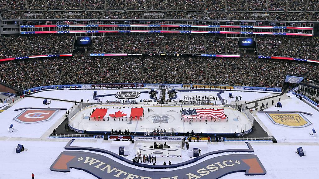 NHL verzichtet auf All-Star-Game und Winter Classic