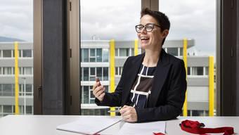 Der Grenchner Wirtschaftförderin Karin Heimann ist mit einem neuen Imagefilm über die Stadt ein Coup gelungen.