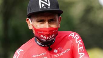 Auch das Hotelzimmer von Nairo Quintana, dem Tour-Zweiten von 2013 und 2015, wurde untersucht