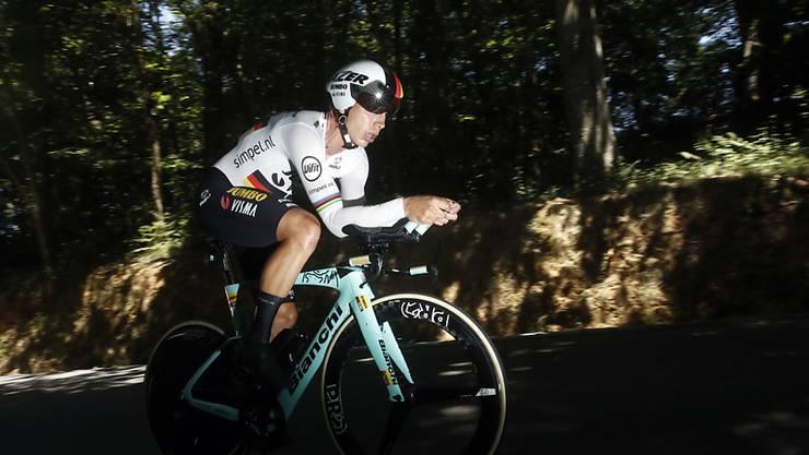 Tony Martin (im Bild) und Luke Rowe wurden von der Tour de France ausgeschlossen