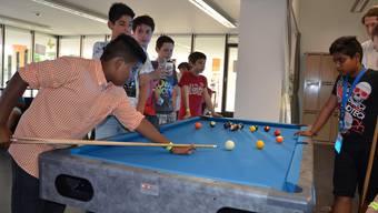 Einmal mehr wurden die Ausgaben für den Jugendtreff arg kritisiert.