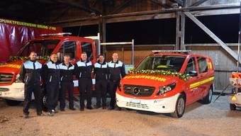 Neujahrsapéro Feuerwehr Brugg 2019