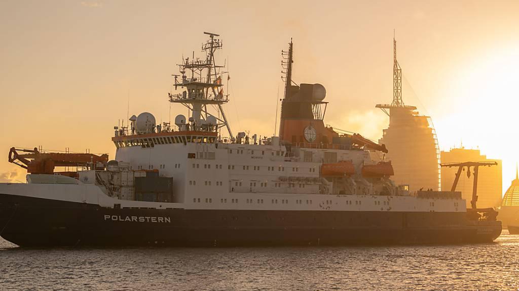 «Polarstern» erneut auf grosser Reise – in die Antarktis