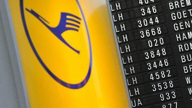 Die Tarifverhandlungen zwischen Gewerkschaft und Lufthansa sind gescheitert