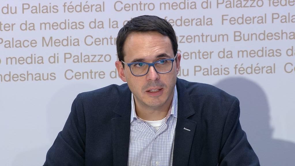 Die Pressekonferenz des Bundes: Experten sind vorsichtig optimistisch