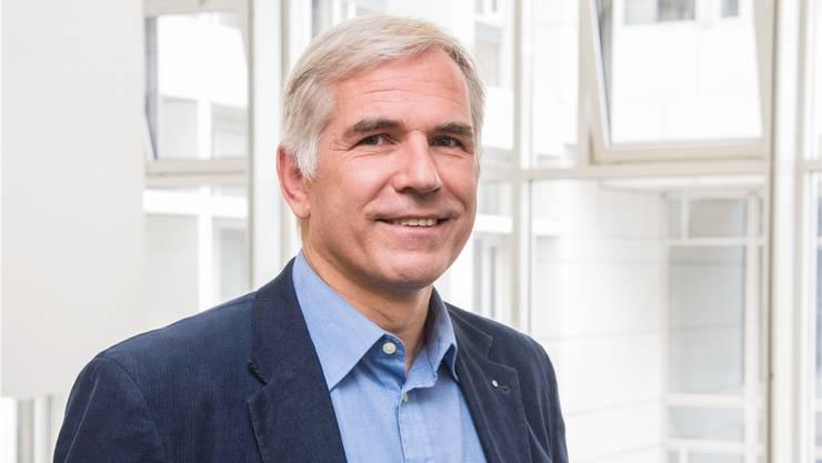Lorenz Nägelin, Präsident der SVP, scheint sich mit seiner Partei wieder auf deren ursprüngliches Terrain zu besinnen: Ausländer.