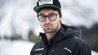 Schafft beim Weltcup-Auftakt der Skicrosser den Sprung aufs Podest: Der Berner Oberländer Ryan Regez wird in Val Thorens Dritter