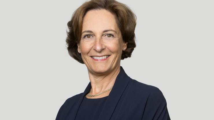 Wurde per Email über den CEO-Abgang informiert: Die Verwaltungsratspräsidentin der neuen Beteiligungsgesellschaft der Ruag, Monica Duca Widmer.