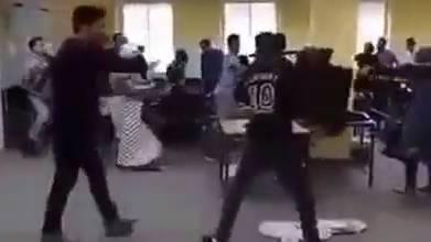 Schreie, Gewalt und Chaos: Üble Szenen im Wartezimmer der Asylbehörde in Dortmund.