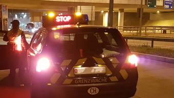 Der Mann hielt die Grenzwachtpatrouillen auf Trab.