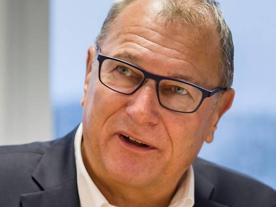 André Dosé war zwischen 2001 bis 2004 Swiss-Chef.