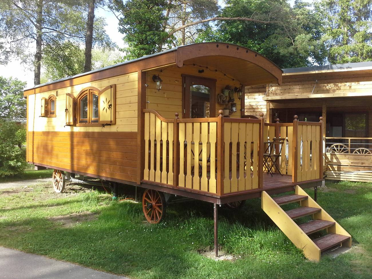 TCS Camping Relax Haus