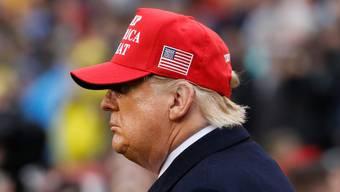 Braucht wenig zu fürchten: US-Präsident Donald Trump.
