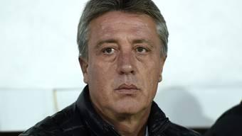Marco Schällibaum ist in diesem Jahr mit dem FC Aarau noch ungeschlagen