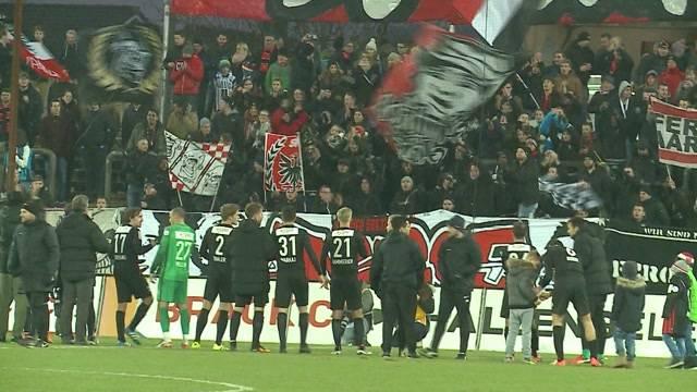FC Aarau dominiert Kantonsderby