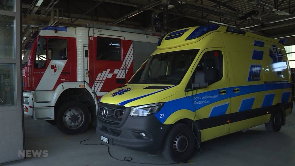 Ambulanzen Belp: Damit die Rettung schneller naht