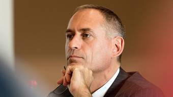 «Zwölf Jahre sind genug»: SP-Regierungsrat Hans-Peter Wessels tritt nicht mehr als Regierungsrat an.