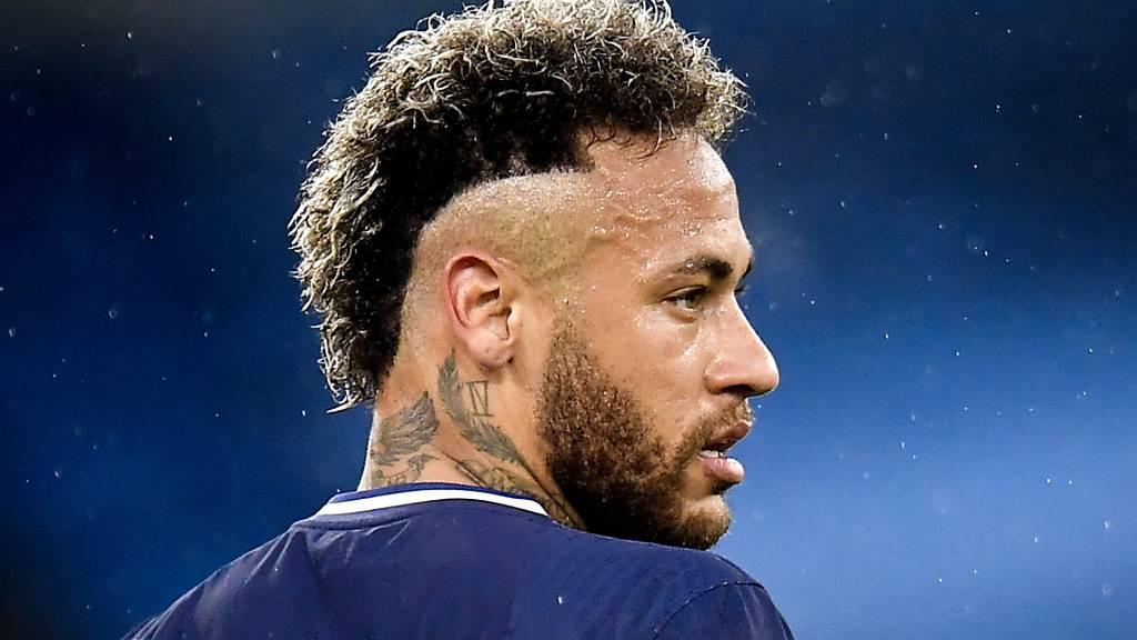Neymar verlängert mit PSG bis 2025