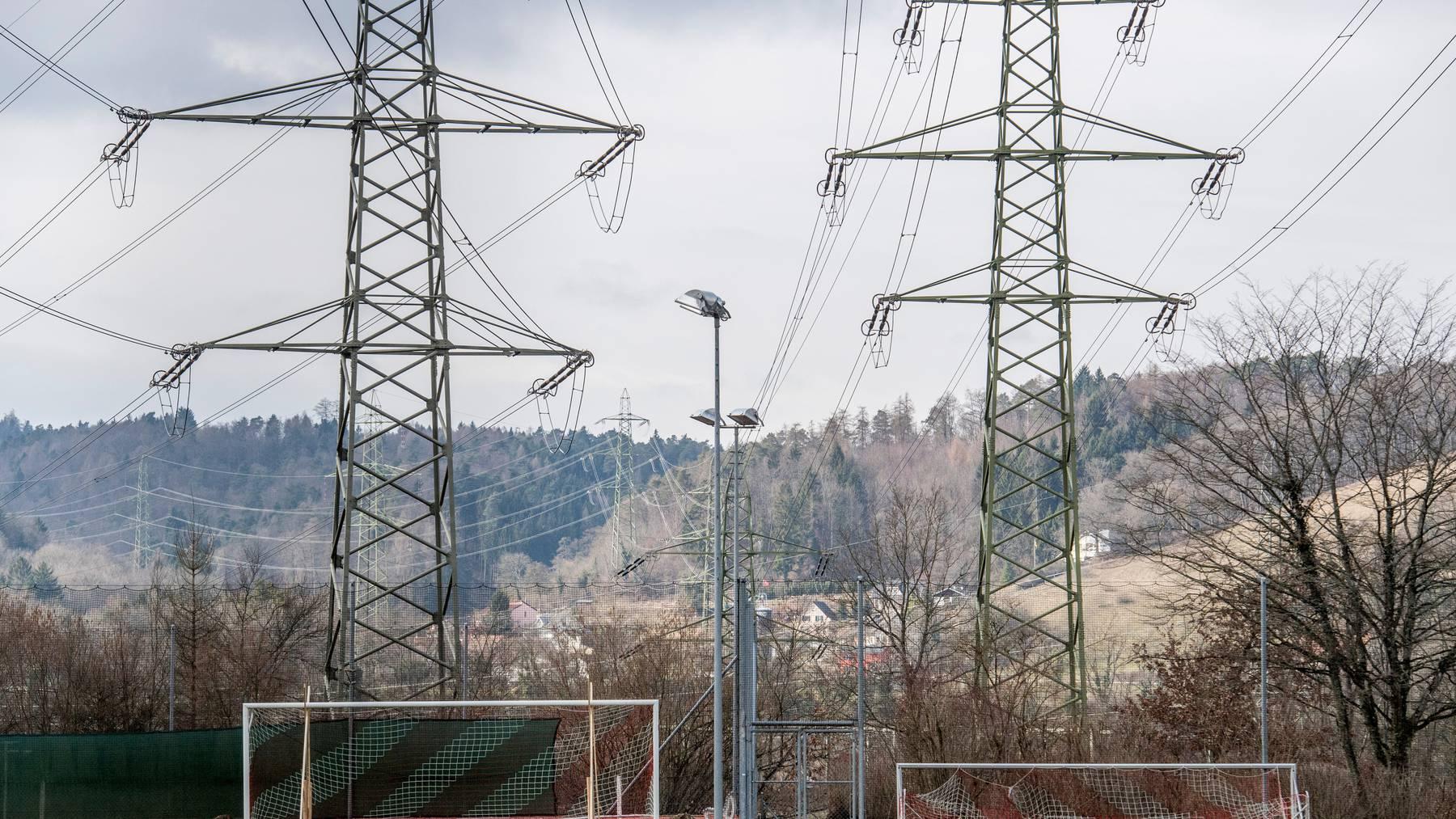 Die Schweizer Axpo will in Grossbritannien mehr erneuerbare Energie liefern.