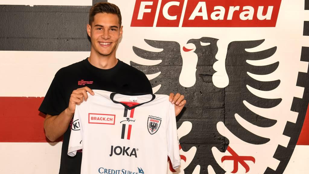 U21-Nationalspieler wechselt zum FC Aarau